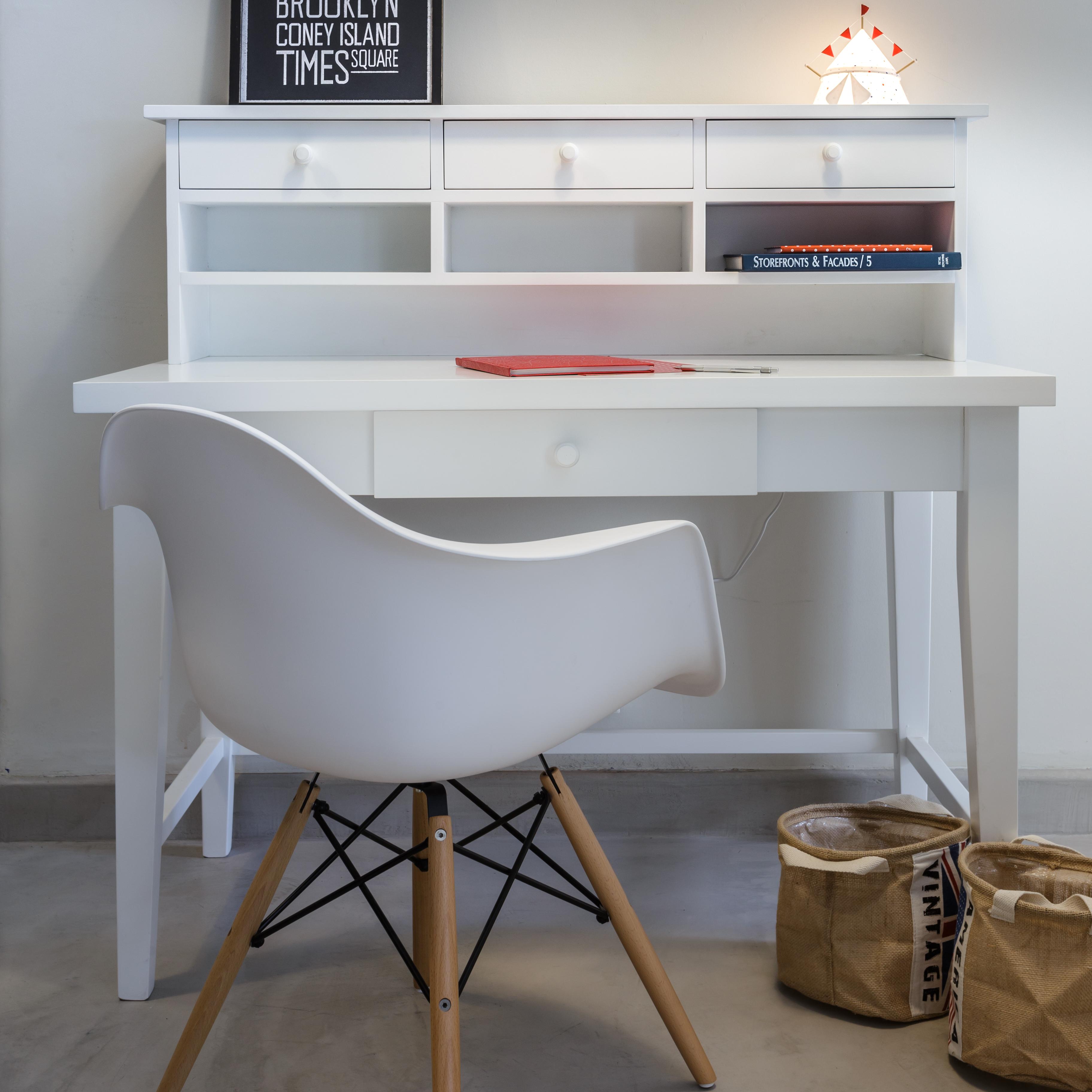 escritorio prisma cuadrado